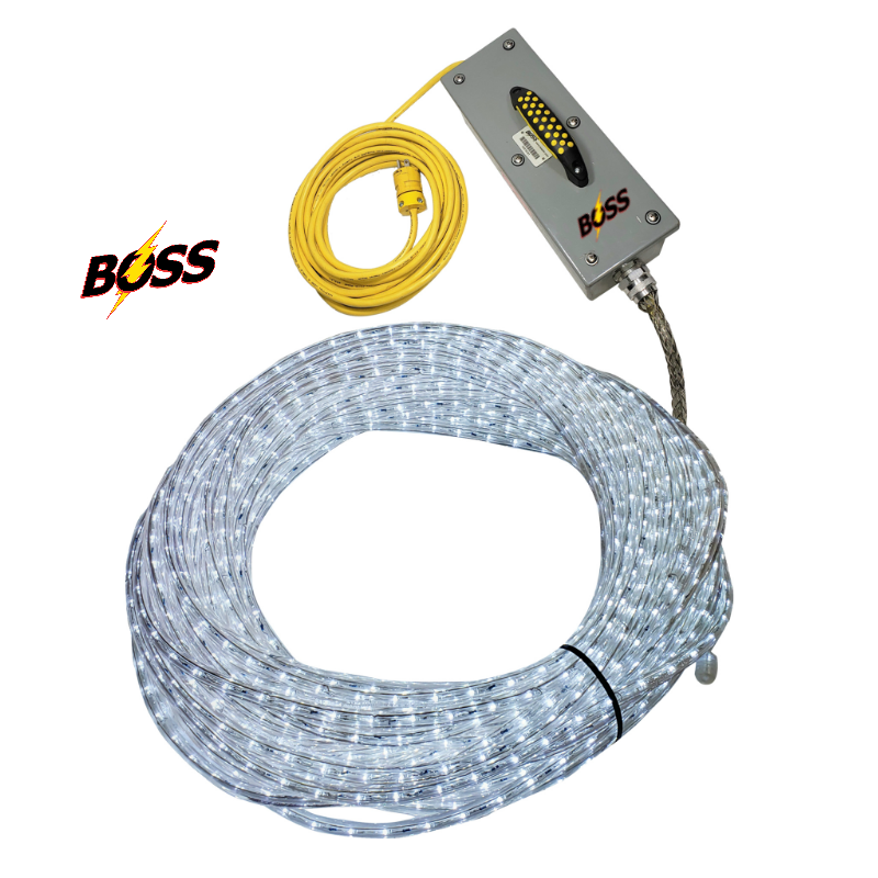 12v Led Explosion Proof Rope Light
