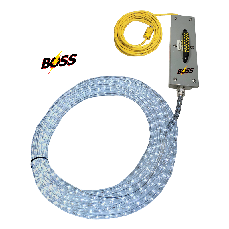 12v Led Explosion Proof Rope Light 50